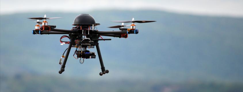 drone inversé